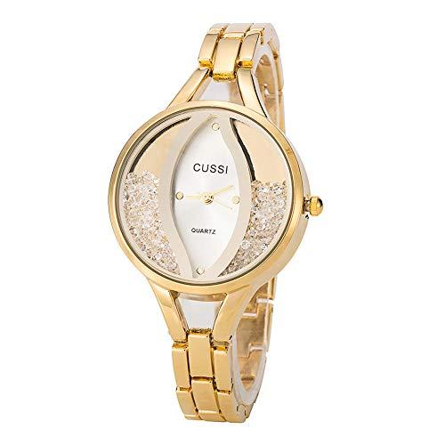 Nuevo Reloj para Dama Reloj Nuevo para Dama Moda Decoración Salvaje