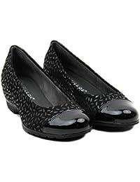 Amazon.es  Pitillos Zapatos - Mocasines   Zapatos para mujer ... 795ccc8f0eee