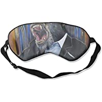 Sleep Eye Mask Painting Chimpanzee Lightweight Soft Blindfold Adjustable Head Strap Eyeshade Travel Eyepatch E2 preisvergleich bei billige-tabletten.eu