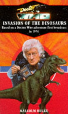 Cover of Doctor Who and the Dinosaur Invasion (Doctor Who)