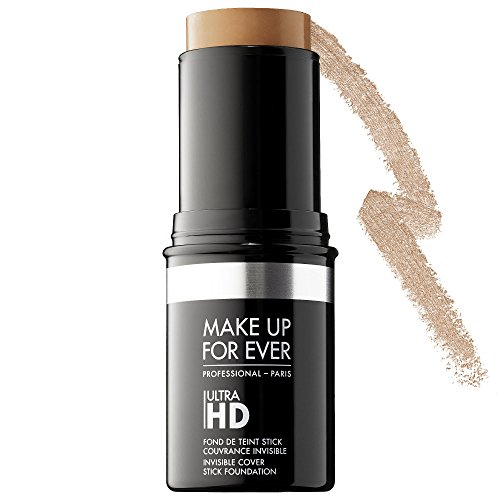 MAKE UP FOR EVER Ultra HD Invisible Cover Stick Foundation COLOR 120 = Y245 - Soft Sand (Make-up Foundation Stick)