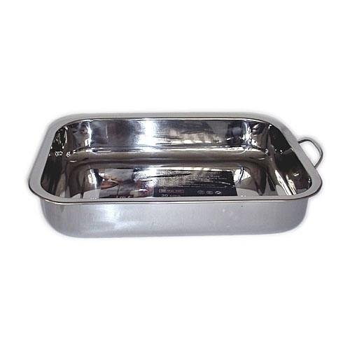 Price comparison product image IMF Roasting Pan With Hinged Handles Inox 35X26X5.5 cm