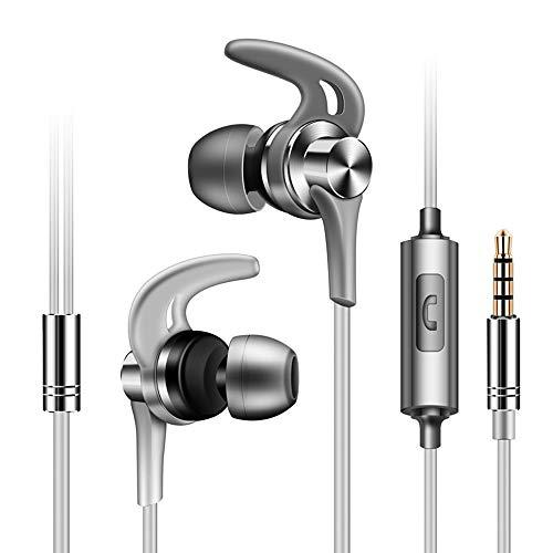 QINPIN Horn-Kopfhörer-In-Ear-Mobiltelefonkopfhörer