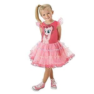 My Little Pony - Disfraz de Pinkie Pie para niña, infantil talla 3-4 años (Rubie