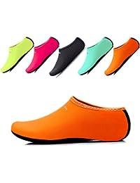 Amazon.es  natación niños - Naranja  Zapatos y complementos cc8d31ae864