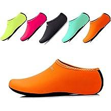 Amazon.es  calcetines natacion niños - Naranja 8d03d3e787dc