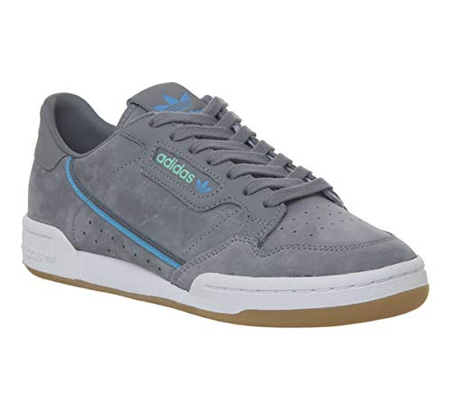size 40 7ca2a d346c Adidas Originals X Tfl Continental 80 Homme Baskets Mode Gris