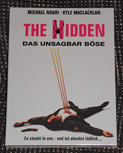 "The Hidden 1&2 ""Double Feature Mediabook"" Cover A"