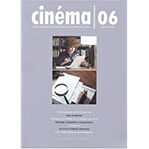 Cinéma, N° 6 Automne 2003