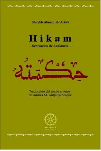 Hikam - Sentencias De Sabiduría par Unknown