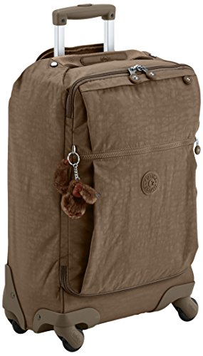 Kipling - Darcey - 30 Litres - Trolley - Marron ( Soft Earthy C ) - (Marron)