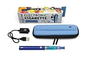 Diamond Mist 900 mAh Blue E-Cigarette Kit