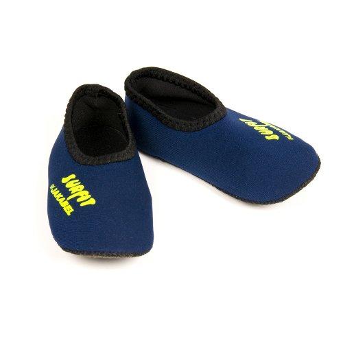 Surfit Kinder-Neoprenschuhe 1-2 Jahre Blau/Gelb - Navy/Gelb
