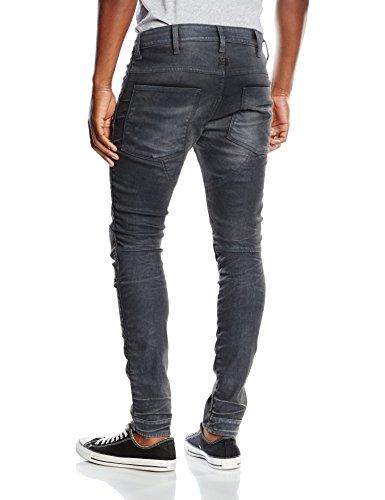 G-STAR RAW 5620 3d Super Slim, Jeans Homme Gris (Dk Aged Cobler 3143)