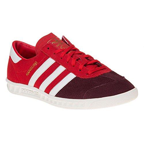hot sales b80b3 06f56 Hamburg Tennis Adidas Scarpe Da Uomo OUCXR