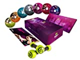 Zumba Fitness DVD Programm Exhilarate Basis Set, ZU.8084