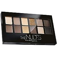 Maybelline New York Paleta de Sombras de Ojos The Nudes