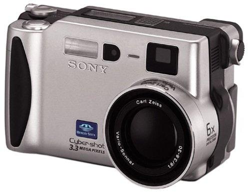 Sony DSC-S70 Cyber-shot Digitalkamera (3,34 Megapixel)
