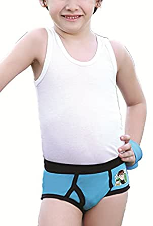 Bodycare 150 Boys Vest (Pack of 3) (1-2 years, White)