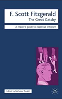 The great gatsby critical essays