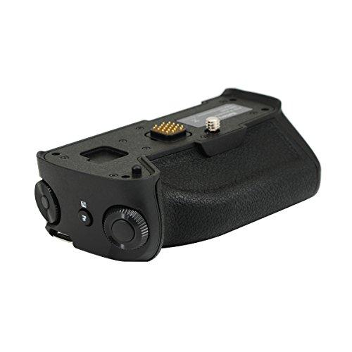 QUMOX Vertikaler Batteriegriffe Akkugriffe DMW-BGG1 Ersatz für Panasonic G80 G85