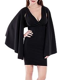 La Modeuse - Robe courte en tissu