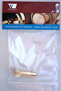 Denis Wick - French Horn to Tenor Horn Adaptor - Gold Plated