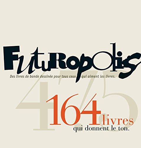 Couverture du livre Guide de lecture Futuropolis