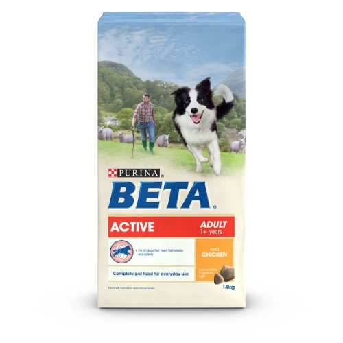 Is Purina Beta Dog Food Any Good