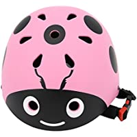 Casco de bicicleta para niños, lommer Mariquita Diseño Casco infantil – Casco para bicicleta