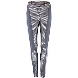 Mieuid Mujer Pantalon Chandal Elegantes Estampado Leggings para Elásticos Y Cómodos Lindo Chic para Yoga Fitness Entrenamiento Jogging Pantalones Deporte