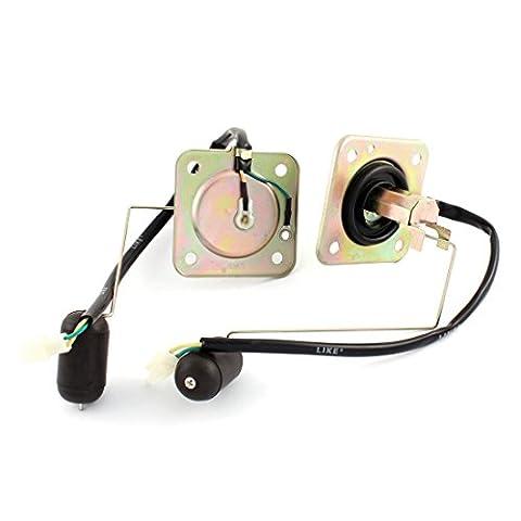 sourcingmap® Motorcycle Part Fuel Tank Float Lever Sensor 2pcs