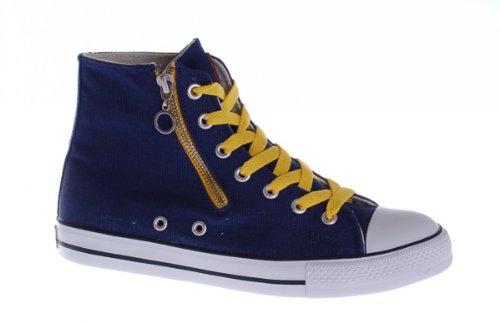 Naturino 2540 001200780901, Sneaker Unisex bambini Blu