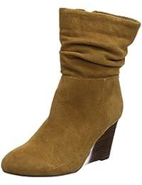 Unze Mujeres Torado 'Rodilla con estilo de alta Invierno Zapatos Botas
