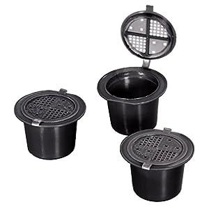 Xavax Coffeeduck Capsule Compatibili Nespresso, Plastica, Marrone