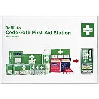 CEDERROTH Nachfüllpackung für ErsteHilfeStation 490920 preisvergleich bei billige-tabletten.eu