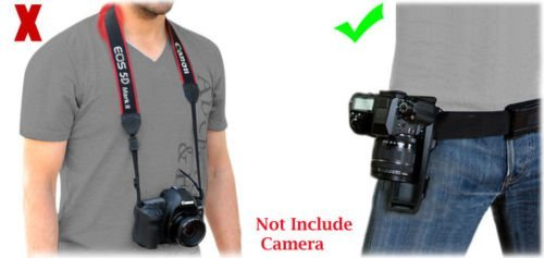 FLYFILMS-Professional-strong-comfortable-durable-Anti-slip-Camera-Grip-Waist-Belt-Strap-with-Quick-Release-tripod-mount-for-DSLR-DV-Nikon-Sony-Canon