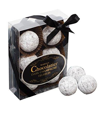 Dunkel Champagner 6 Packung - Luxus Schokolade - Ideale Geschenk Für Schokoladenliebhaber