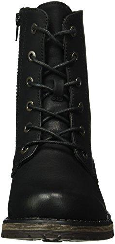 Rieker 93010, Bottes Classiques Femme Noir (Schwarz/00)