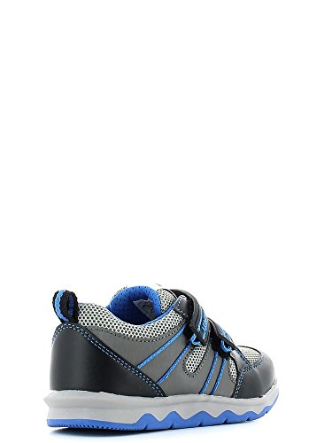 Lumberjack , Baskets pour fille Multicolore - Grey/Blue