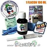 Kit encre-kit tinta negro recarga Epson T066