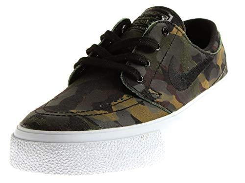 Nike SB Zoom Stefan Janoski Skaterschuhe Damen Herren Sneaker Schuhe Schnürer Military EU 37.5 (Nike Janoski Kinder Sb)