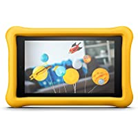 "Amazon Fire for Kids Kid-Proof Case for Fire 7 (7"" Tablet, 7th Generation - 2017 release), Yellow"