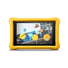 "Amazon Fire for Kids Kid-Proof Case for Fire HD 8 (8"" Tablet, 7th and 8th Generation - 2017 and 2018 release), Yellow"