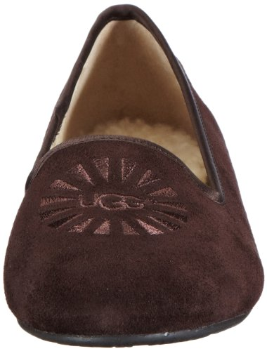 W UGG STOUT Alloway Marrone casual Scarpe donna Braun 7zdwz