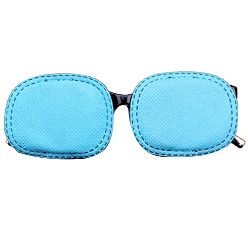 Vococal - 6 STK Kinder Brille Amblyopie Augenklappe - Brillen Auge Flecken Abdeckungen Für die Behandlung von Amblyopie Strabismus