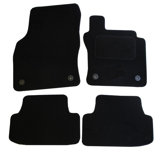 JVL Fully Tailored Car Mat Set 4 Pieces