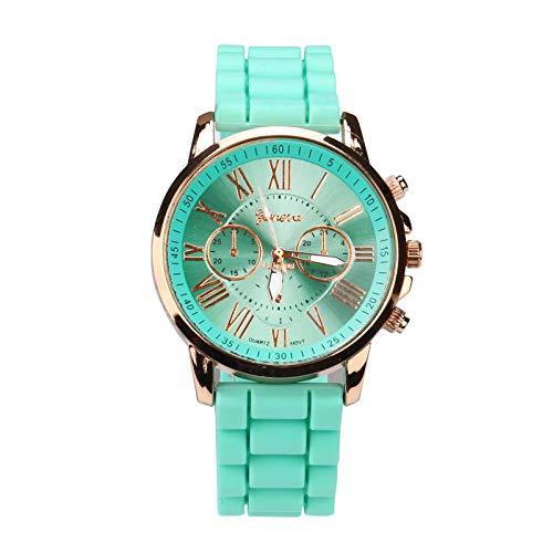 Uhren Damen Armbanduhr Rostfreier Stahl Uhr Mesh Band Wrist Watch Quartz Wrist Watch mit Luxus Uhrenarmband Armband Exquisit Uhr,ABsoar