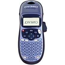 Dymo S0883990 LetraTag LT-100H Etikettendrucker Handgerät, blau