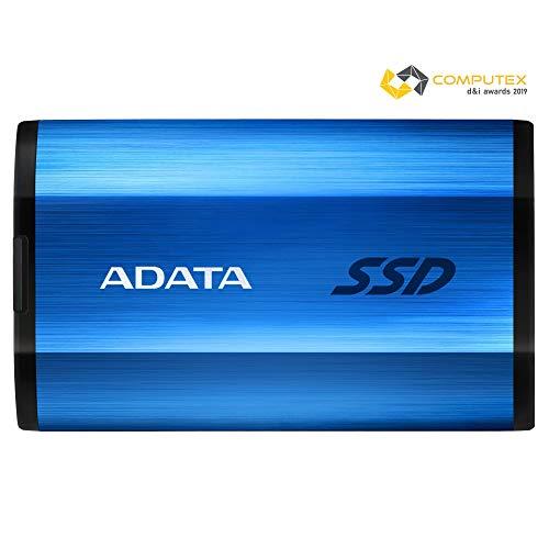ADATA 1 TB SE800 Externa Unidad de Estado sólido - Azul
